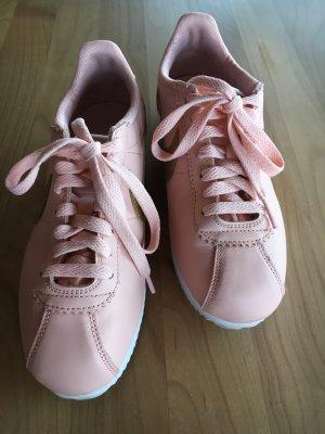 Nike Zapatilla brogue color oro-rosa claro