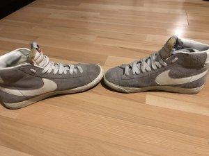 Nike Sneaker alta grigio chiaro