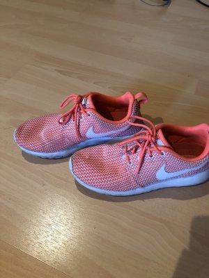 Nike Zapatilla brogue salmón-rojo claro