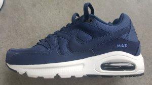 Nike Sneakers met veters donkerblauw-wit
