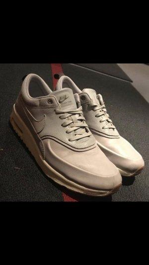 Nike Sneaker Air Max Thea Premium grau Gr. 40