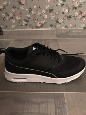 Nike Sneaker Air Max Thea Premium schwarz Gr. 37,5