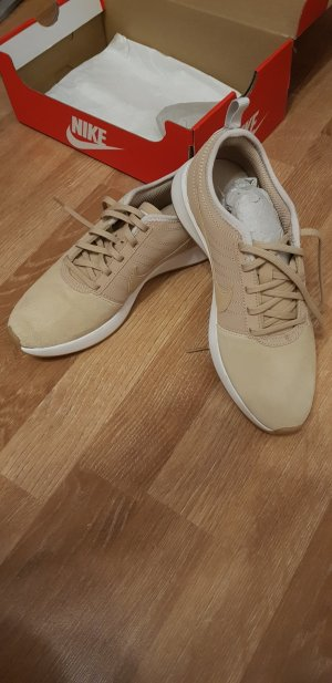 Nike High top sneaker beige