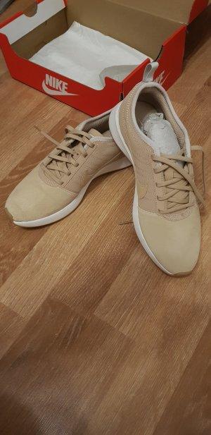 nike Sneaker damen Schuhe beige 37.5