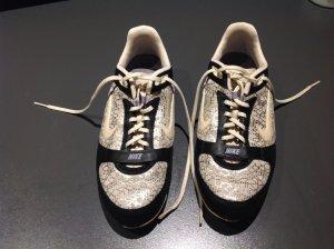 Nike Sneaker gold / beige / schwarz Größe EUR 36,5