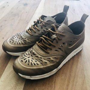 Nike sneaker gold Gr 27