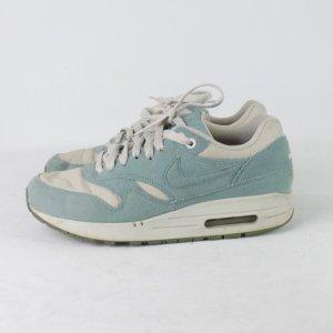 NIKE Sneaker Gr. 38 blau weiß Nike Air (18/11/81)