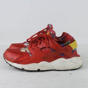 Nike Sneaker Gr. 39 Huarache rot bunt