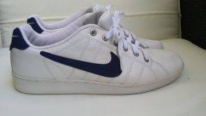 nike sneaker gr 44 weiss / blau unisex