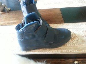Nike Basket velcro bleu foncé