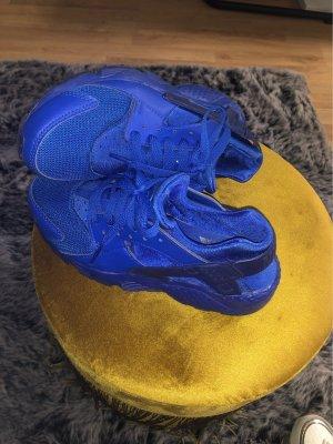Nike High Top Sneaker blue