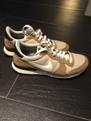 Nike, Sneaker, Internationalist , Beige, braun