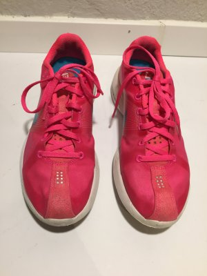 Nike Sneakers met veters magenta