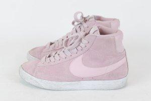 Nike Sneaker Mod. Blazer Turnschuhe Gr. 37,5 rosa High Tops