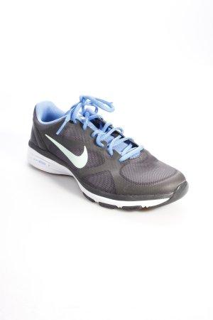 Nike Sneaker schwarz blau