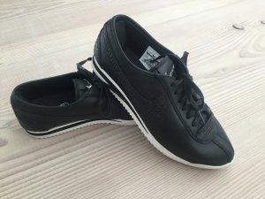 Nike Zapatillas negro-blanco
