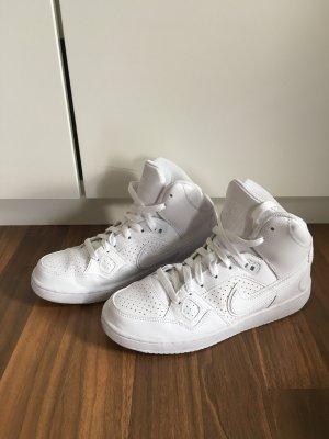 Nike Sneaker alta bianco