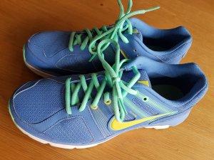 Nike Sneaker Türkisblau/Mint