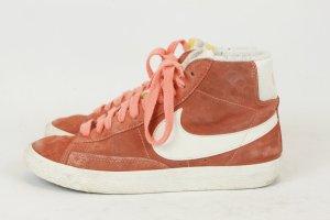 Nike Sneaker Turnschuhe Gr. 38,5 rost Modell: Blazer