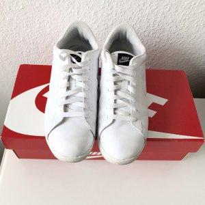 Nike Sneaker weiß Gr 42 Leder