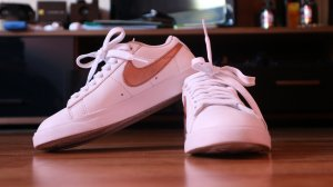 """Nike Sneaker WMNS """"Blazer Low"""" Gr. 35,5"""