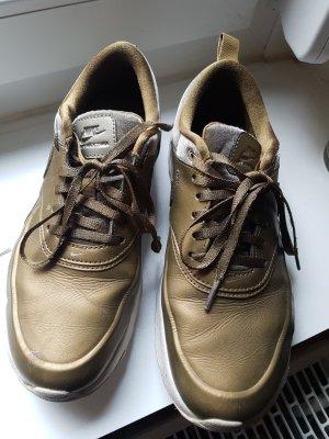 Nike Sneaker stringata sabbia