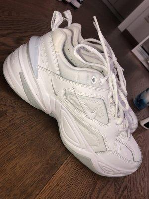 Nike Sneaker stringata bianco-grigio chiaro