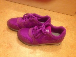 Nike Sneakers purple-violet