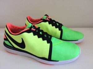 Nike Sneakers NEU Gr. 41 neon Lunar Sculpt Volt Green Pink
