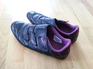 Nike Sneakers schwarz-lila