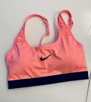 Nike Sporttop neonoranje-zalm