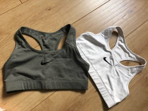 Nike Bra white-grey
