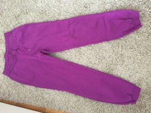 Nike Sport Hose in lila