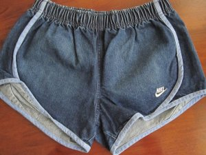 Nike Sport Jeans Shorts