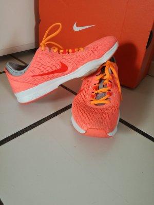 Nike Sport, Laufschuhe pink orange Gr. 36