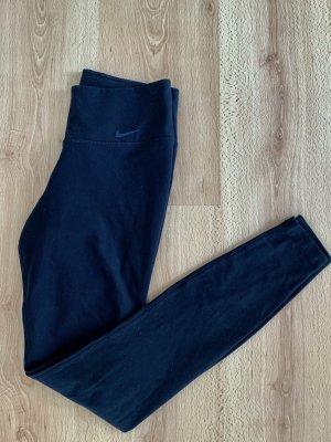 Nike Pantalone da ginnastica nero-antracite