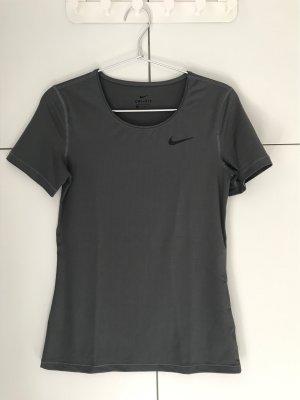 Nike Sportshirt donkergrijs-grijs