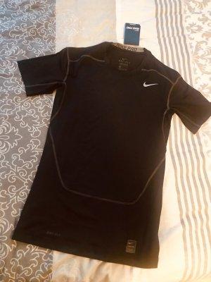Nike Sport Shirt schwarz