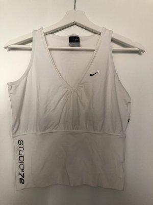 Nike Sport Shirt weiß