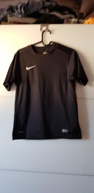Nike Sportshirt zwart