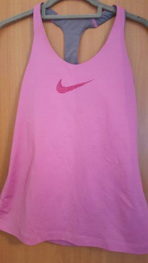 Nike Sport Tank-Top Gr. S pink
