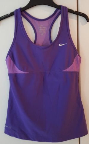 Nike Sport Tank-Top in Lila