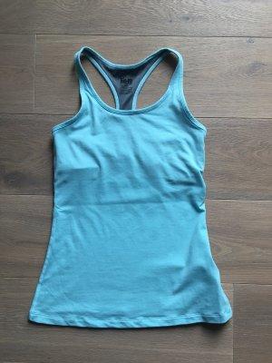 Nike Sporttop lichtblauw