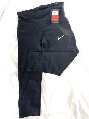 Nike 7/8 Length Trousers black