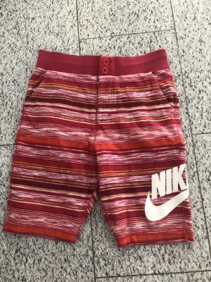 Nike Sporthose Baumwolle gestreift