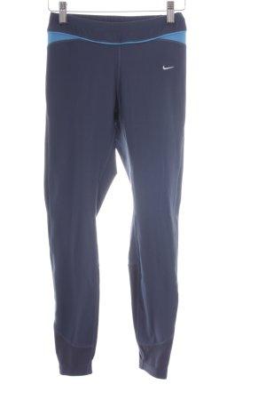 Nike Sporthose graublau sportlicher Stil