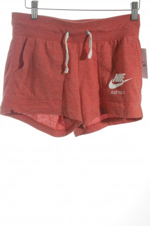 Nike Sporthose hellrot sportlicher Stil