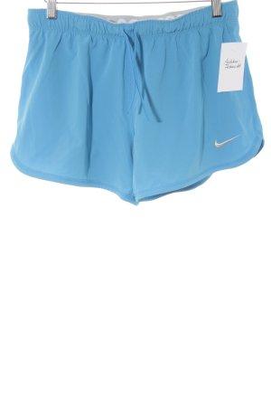 Nike Sporthose kornblumenblau Casual-Look