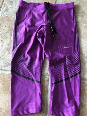 Nike Sporthose Leggins Tight lila Gr.S NEU