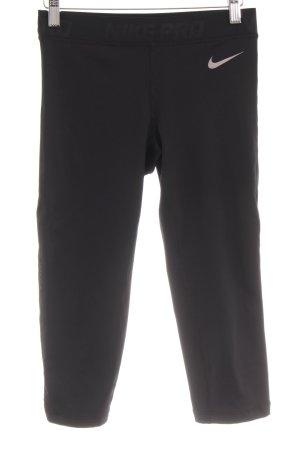 Nike Sporthose schwarz sportlicher Stil